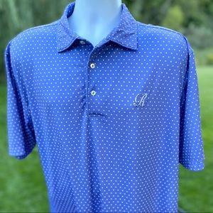 Peter Millar summer comfort casual golf polo shirt